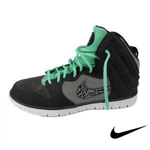 Nike Dunk High Barcelona Basketball Shoes